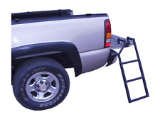 Truck Tailgate Ladder Bed Step Pickup Folding Tail Gate Ford Dodge Tundra Chevy