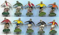 VINTAGE OLD SOCCER FOOTBALL NETHERLANDS HOLLAND PIN BADGE LOT 10 PIECES!!!