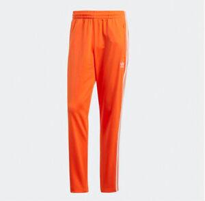 adidas Firebird track Men's pants ORANGE ED7015