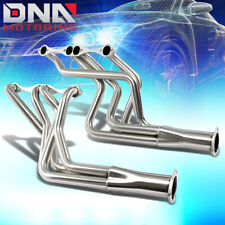 FOR CHEVY V8 SMALL BLOCK 283/305/307/350/400 EXHAUST MANIFOLD LONG TUBE HEADER