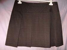 Knee Length Plaid Pleated, Kilt Skirts for Women