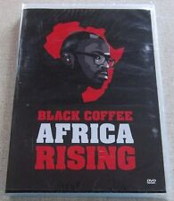 BLACK COFFEE Africa Rising DVD SOUTH AFRICA Universal Issue