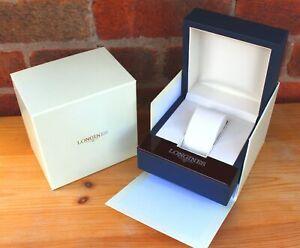 Longines Watch Presentation Box