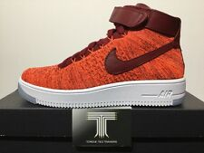 Nike Air Force 1 Flyknit ~ 818018 800 ~ Uk Size 6 ~ Euro 40