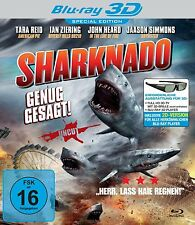 SHARKNADO (FSK16) (Real 3D-Edition) (Blu-ray)