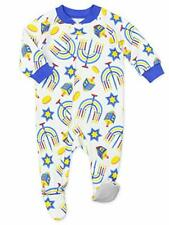 Sara's Prints Baby Soft Footed Pajamas Size 9m