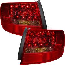 Rückleuchte Set LED Typ VALEO für Audi A6 Avant (4F5, C6) Bj. 05-08