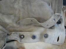 2 vintage Lederhosen  ca. 1950  Bayern, Kirwa  Tracht   *** extra dickes Leder