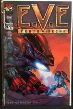 E.V.E Proto Mecha #4 Image Comics Mint