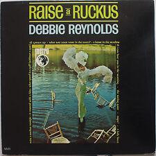 Debbie Reynolds LP record - Raise a Ruckus