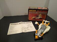 Micronauts RHODIUM ORBITER- W Box and Instructions. NICE!
