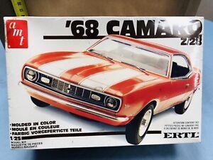 ERTL AMT '68 CAMARO KIT DI MONTAGGIO  VINTAGE NEW!!!