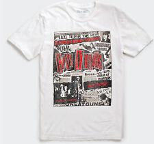 LUCKY BRAND Men's Guns N Roses Punk Graphic Short Sleeve Cotton T Shirt XL NWT