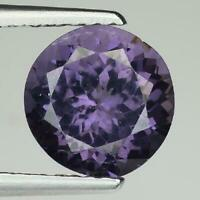 Sparkling 2.34cts 100% Natural Nice Purple Color Unheat Borma Spinel for Jewelry