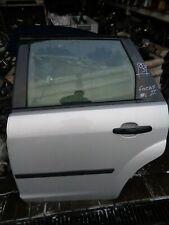 Ford FOCUS II TURNIER DA3 Tür hinten links 4/5Türer SILBER O3 Bj.05 (9)