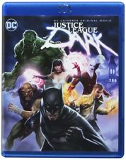 Justice League Dark New Sealed Blu-ray