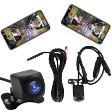 150°WiFi Wireless Car Rear View Backup Reverse Camera For iPhone Android Z5L6B