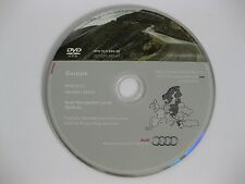 Germany Audi A3 A4 A6 RNS-E navigation Plus navi DVD East 2012 DVD2 Europa OST