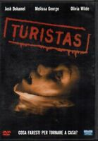 DVD TURISTAS (EX RENTAL) Film Horror Thriller Cinema Video Movie