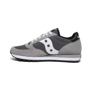 SAUCONY sneakers scarpa da ginnastica con logo e doppi lacci 100% originale uomo