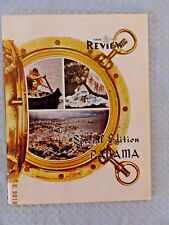 Panama Canal Review Magazine Special Edition Compilation Magazine