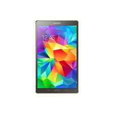 Samsung Galaxy Tab S SM-T700N 16GB, Wi-Fi - Titanium Bronze