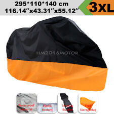 3XL Motorcycle Cover Harley FLHTC Electra Glide Water Resistant Outdoor 2018 New