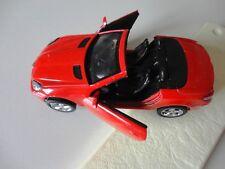 Modellauto Mercedes Cabrio rot ohne OVP aus Haushaltsauflösung