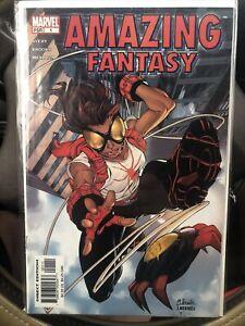 Amazing Fantasy #1! (2004) 1st Appearance of Arana, Anya Corazon! NM!