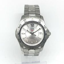 Tag Heuer Men's WAF1112.BA0801 Aquaracer Stainless Steel Watch