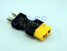 Deans Connector Converter to XT60 Adapter Male T-Plug to XT-60 female