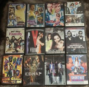 Bollywood DVD's Bundel (Copy's)