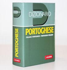 DIZIONARIO PORTOGHESE - ITALIANO / ITALIANO - PORTOGHESE [TASCABILE] AVALLARDI