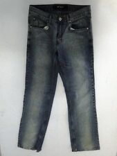Smog  Jeans Hose Blau Stonewashed W30 L34