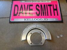 Dodge CHRYSLER OEM Disc Brake-Front-Backing Plate Dust Splash Shield 52008428