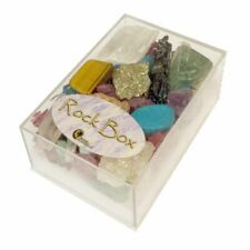 Mini Gemstone Box - Children's Mini Rock & mineral Geology Kit