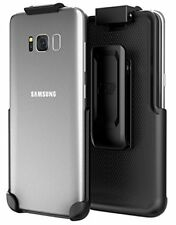 "Samsung Galaxy S8 Plus (6.2"") Belt Clip Holster - Case free design (By Encased)"