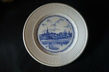 Colby College Collector Plates 1960-61 Four Mint Wedgwood