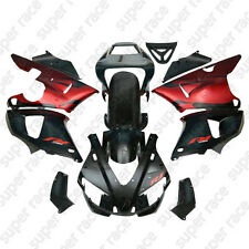 Hot Sale Fairing Bodywork Injection Kits For Yamaha YZF R1 1998-1999 Red&Black