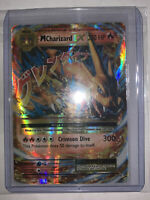 M Charizard EX - XY Evolutions - 13/108 - LP- Pack to Sleeve - Pokemon Card