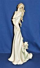 Giuseppe Armani Florence Enchantment 1816F New in Box w/ Coa Lady w Bearded Iris