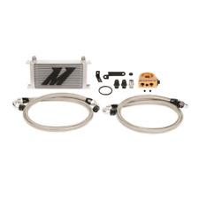 Mishimoto Thermostatic Oil Cooler Kit - fits Subaru Impreza WRX STI 08-14 Silver