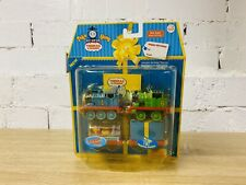 Birthday Pack Set - Thomas The Tank Engine Take N Play/Take Along Trains New