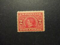 US #370 Gum Crease Mint Never Hinged- (Y3) I Combine Shipping