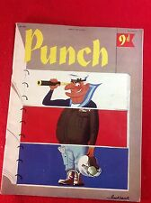 Vintage : PUNCH Magazine : 12 June 1957