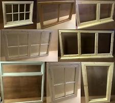 single glazed window