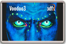 3DFX VOODOO 3 FRIDGE MAGNET IMAN NEVERA
