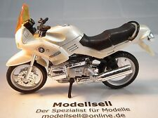 BMW R1100RS en Escala 1:18 Von Welly Modelo Motocicleta
