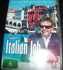 Suggs (Madness) Italian Job (Australia Region 4) DVD – New