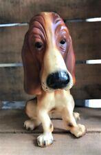 Vintage Breyer Basset Hound Dog Hush Puppy Plastic Statue Figurine 8 Inches